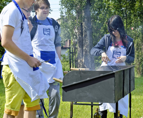 Temat: Letnie grillowanie !!!