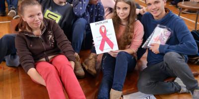 Dążymy do zera: zero nowych zakażeń HIV, zero dyskryminacji, zero zgonów związanych z AIDS