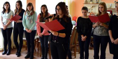 Koncert kolęd  w Domu Pomocy Społecznej w Zawierciu