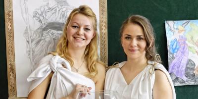 Gimnazjaliści w świecie starożytnych Greków i Rzymian