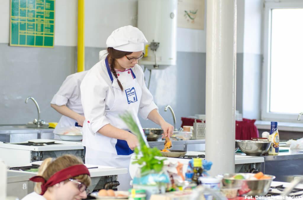 """I Wojewódzki Konkursie """"Uczniowskie Inspiracje Kulinarne"""""""