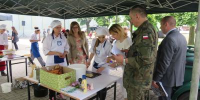 II Międzynarodowe Mistrzostwa  Gastronomiczne Młodych Kucharzy i Kelnerów