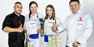 Zwycięstwo w konkursie kulinarnym